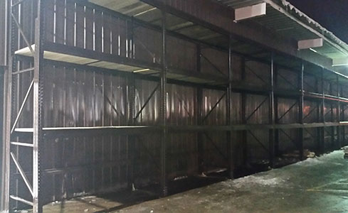 Commercial Pallet Racking